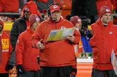 Chiefs announce finishing touches on defensive coaching staff
