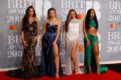 BRITS 2019 red carpet pictures as Calvin Harris, Little Mix and Liam Payne lead arrivals
