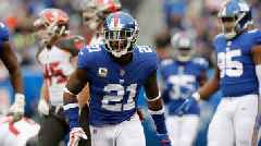 Report: Landon Collins Cleans Out Locker, Expected to Leave Giants as Free Agent