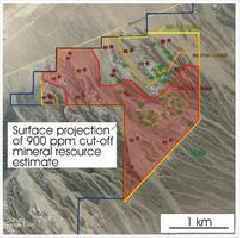 Updated Resource Estimate Significantly Expands Noram's Zeus Lithium Deposit, Clayton Valley, Nevada