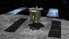 Japan's Hayabusa-2 Spacecraft 'Fires a Bullet' Into Asteroid Ryugu