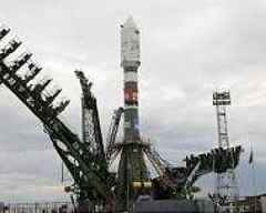 Russian rocket launches Egyptian telecom satellite