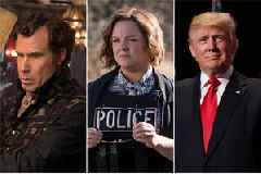 'Holmes & Watson,' Melissa McCarthy and Donald Trump Win Razzie Awards for Worst of 2018
