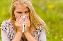 Hay fever misery for sufferers thanks to 'Hot February' bringing pollen out early