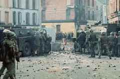 Bloody Sunday soldiers must face prosecution insists civil rights leader