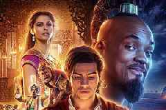 Will Smith Plays Matchmaker in Disney's New 'Aladdin' Trailer (Video)