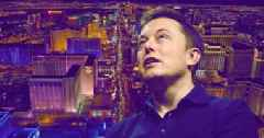 "Elon Musk: Las Vegas Tunnel Will Be ""Operational by End of Year"""