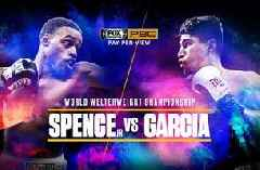 Spence Jr vs. Garcia: PBC on FOX Pay-Per-View debuts on 3/16