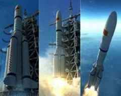 China developing key technologies on heavy-lift rocket