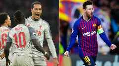 Liverpool Completes Premier League Sweep, Messi-Led Barcelona Rolls to UCL Quarters