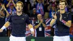 'Now or never for funding to deliver Andy and Jamie Murray's tennis legacy' - Judy Murray