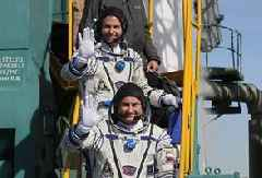 Russia Launches Spacecraft Carrying 2 Astronauts Who Survived Rocket Failure