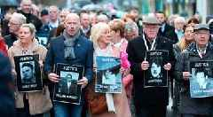 Bloody Sunday: United in mutual support, families had high hopes of justice... but news left them reeling