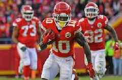 Chiefs investigating domestic battery incident involving Tyreek Hill