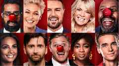 Comic Relief 2019: Stars line up for Red Nose Day on BBC TV
