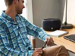 JBL's Link 300 smart speaker gives you multi-room audio and the Google Assistant — it's on sale for $125 at Best Buy