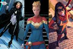 The Weird and Diverse Comic Book History of 'Captain Marvel'