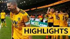 FA Cup: Wolves 2-1 Man Utd highlights