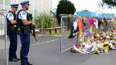 New Zealand Shooting Suspect Makes First Court Appearance