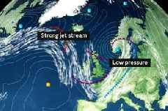 'Beast from the West' could lead to 'snow bomb' in Britain, says forecaster