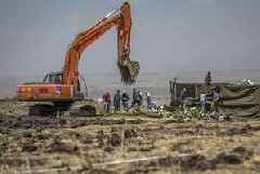 Ethiopian Airlines: 'Crash victim DNA tests to take 6 months'