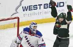Donato sparks Wild to much-needed 5-2 win at home