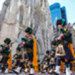 Photos: Annual St. Patrick's Day Parade Packed Fifth Avenue Once Again