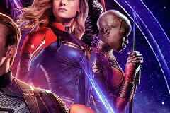 Is Danai Gurira on the 'Avengers: Endgame' Poster Because Okoye Is the New Black Panther?