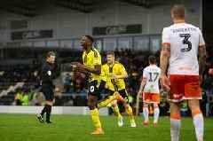 Burton Albion's return to winning ways at home done in comfortable style against Blackpool