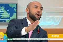 Alex Beresford missing from Good Morning Britain following knife death of cousin