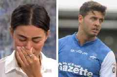 Love Island star Montana Brown breaks down on This Morning over last text from Mike Thalassitis