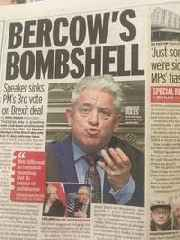 John Bercow v Brexit: you sweet beautiful man