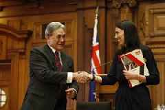 NZ premier Ardern vows mosque gunman will face 'full force of law'