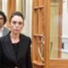 Jacinda Ardern to victims' families: 'We cannot know your grief but we can walk with you'