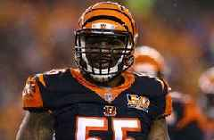 Cris Carter on Raiders signing Vontaze Burfict: 'I would have a problem playing with him'