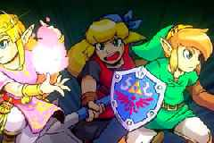 Cadence of Hyrule is an indie-developed Zelda spinoff for the Switch