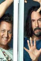 Bill & Ted Face the Music - cast: Alex Winter, Keanu Reeves, George Carlin, Bill Sadler