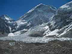 As Climate Change Melts Everest's Glaciers, The Bodies Of Dead Mountaineers Are Being Revealed