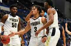 Backed by Edwards, Purdue tops Old Dominion 61-48 in 1st round
