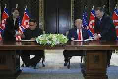 Trump Tweets He Is Withdrawing Most Recently Announced Sanctions Against North Korea