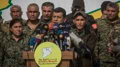 Syrian Democratic Forces Say They Have Defeated ISIS In Syria