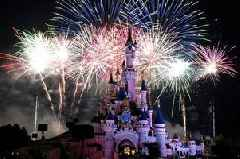 Disneyland Paris evacuated as tourists told to 'stay inside'