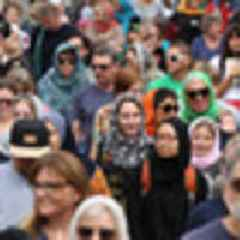 'It was beautiful': Thousands turn out for Muslim Women's March through Napier