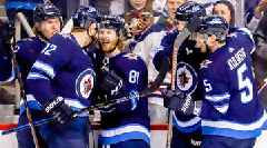 Kyle Connor's Hat Trick Propels Jets to Playoff Berth With Win Over Predators