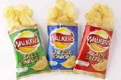 Britain's top 20 favourite crisps are named in TV poll - and Monster Munch fans are not impressed
