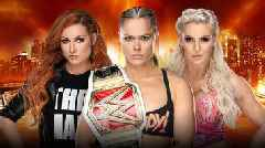 Raw Women's Title Match Will Officially Main-Event WrestleMania 35