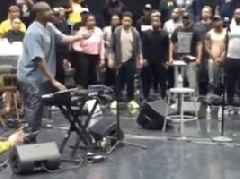 Watch: New Kanye West Sunday Service Rehearsal Footage Emerges