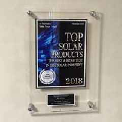 ALLTEC Recognized as a Top Solar Product Provider in Solar Power World Magazine
