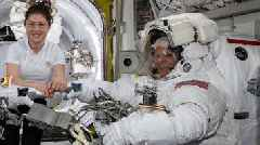 Nasa's first all-female spacewalk scrapped over spacesuit sizes