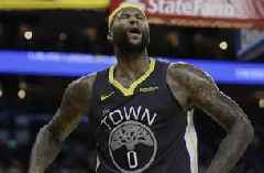 DeMarcus Cousins to get his first playoff chance at last